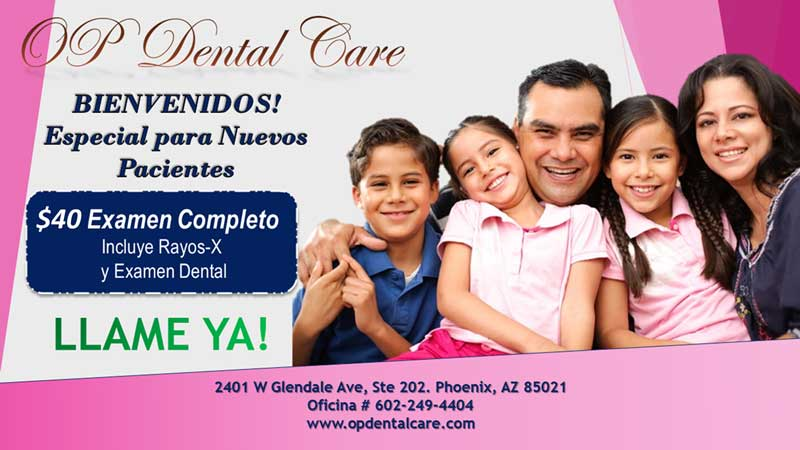 OP Dental Care Promotion